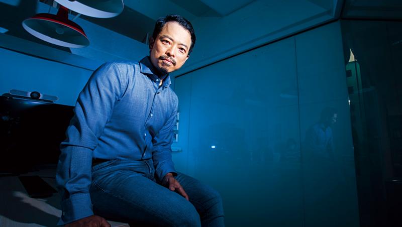 鏈科公司共同創辦人兼執行長:黃耀文
