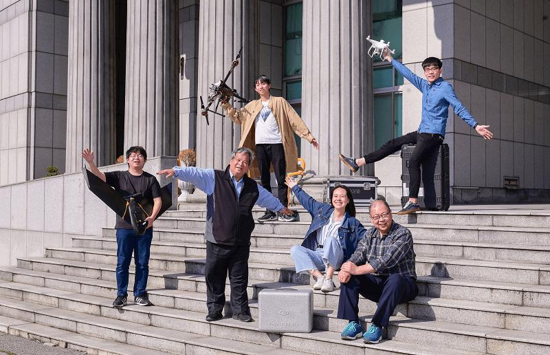 健行科技大學3D建模團隊 重現淘金小鎮風華 為老礦工生命記憶說故事-3D建模技術