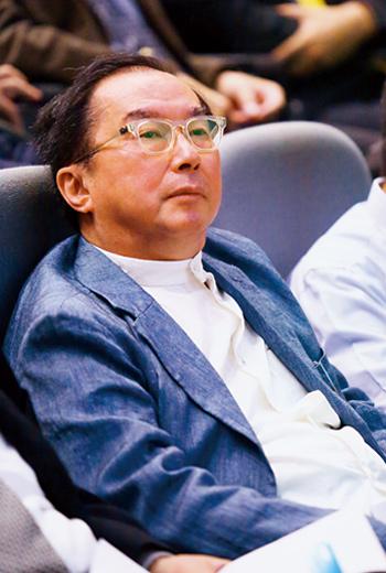 林百里今年正式交出廣明董事長的棒子,只是目前廣明正被官司風波壟罩,讓這個人事交替格外受矚目。