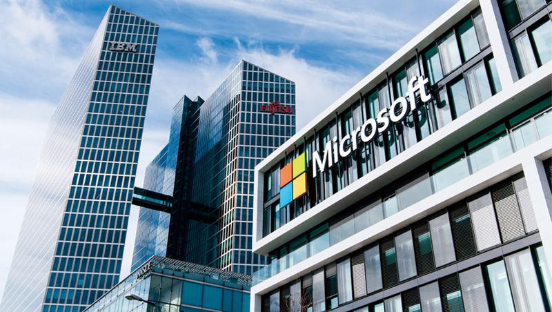 科技公司微軟獲得來自大摩罕見的「AAA」評級,因為它具備堅實的企業管理、數據安全以及人力發展。