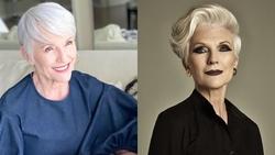 馬斯克的媽好潮!意外變成銀髮超模:「我71歲,卻是這輩子最搶手的時候」