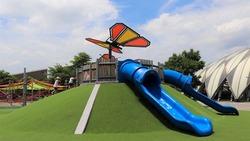 不用去沖繩,台北的共融式公園遊樂場,連日本人都說讚