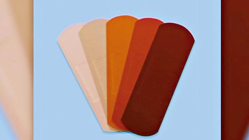 Band-Aid預計推出包含深膚色的新系列OK繃,回應全美各地越演越烈的「黑人的命也是命」抗議訴求。