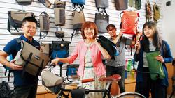 從自行車做到潛艇生意  這家水袋大王怎麼做到?
