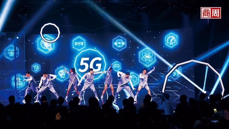 未來近5兆美元的5G商機,是以科技為主的台股,中長期看好的關鍵。