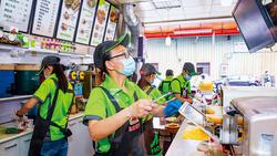 早餐店帶400加盟主練數位智商!  弘爺漢堡戰勝人性筆記