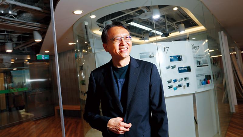 陳俊聖笑說,他當年一加入宏碁,就在想怎麼幫這40年PC廠做品牌轉型,6年下來,已催生3個子品牌:Predator、ConceptD、Enduro。