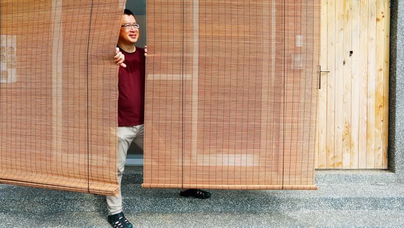 推廣舒適、健康宅不遺於力的台灣綠適居理事長邱繼哲說,住得舒適是基本人權。