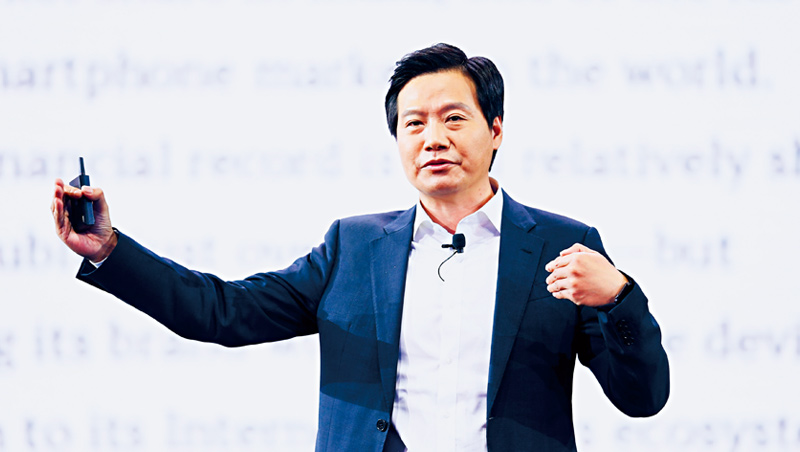 雷軍不僅獵才有一套,該集團2019年手機銷量達1.25億支,也是第4家有晶片自研能力的手機品牌。