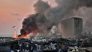 黎巴嫩爆炸案逾70人死亡!上千頓噸硝酸銨成源頭,川普質疑是恐攻