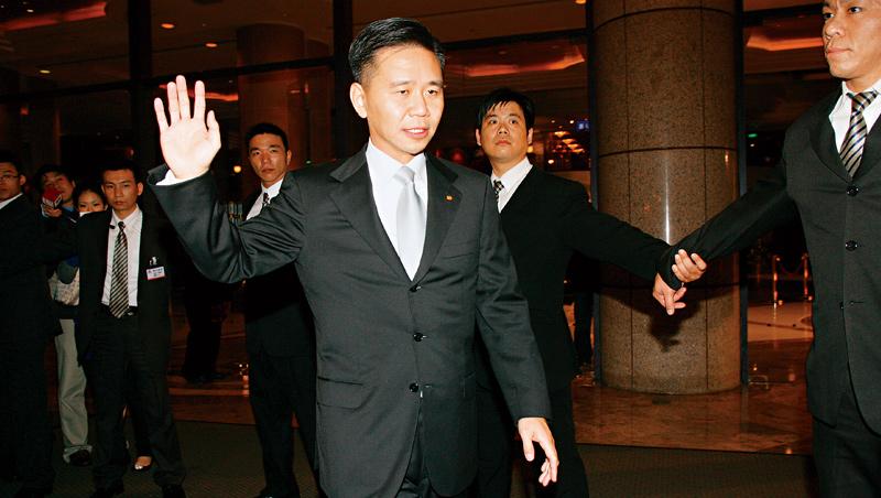 美國官司取得重大勝利後,王文祥說自己是真正吃過苦的人,有資格負責龐大的台塑集團。