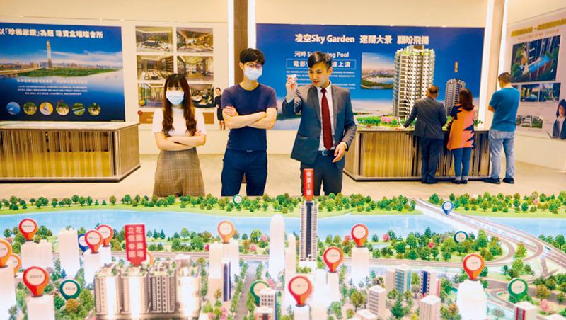 下半年房市買氣活絡,建商信心大增,讓928檔期全台推出的總案量衝高到5千億元。