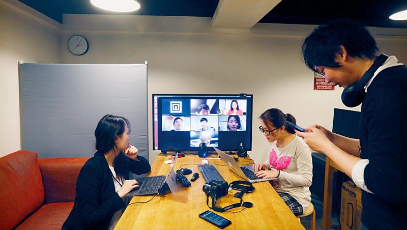 遠距工作不是只有線上開會而已,少了實體相處,更需要創造虛擬空間裡的互動感,RPG遊戲是很好的訓練。