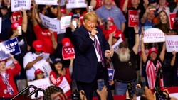 美國總統大選》多益題!表態支持、造勢大會的英文怎麼說?