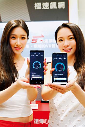 5G開台,首波促使消費者升級網路的就是5G手機,但要走入主流,仍待更多殺手級應用出現。