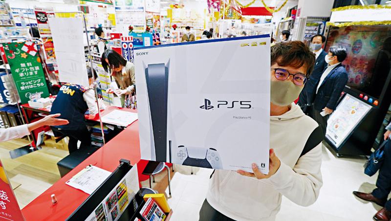 「幾乎所有PS5都賣光了。」索尼表示。新主機一上市賣到缺貨,遊戲市場將越來越熱。