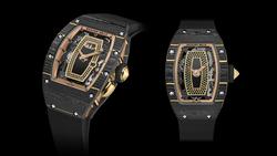 RICHARD MILLE 腕錶又添新裝