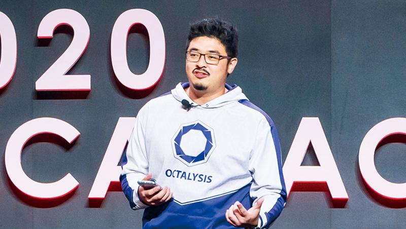 遊戲化領域大師周郁凱(圖),大一就創業,除了是行為科學家,也是多家知名企業顧問。