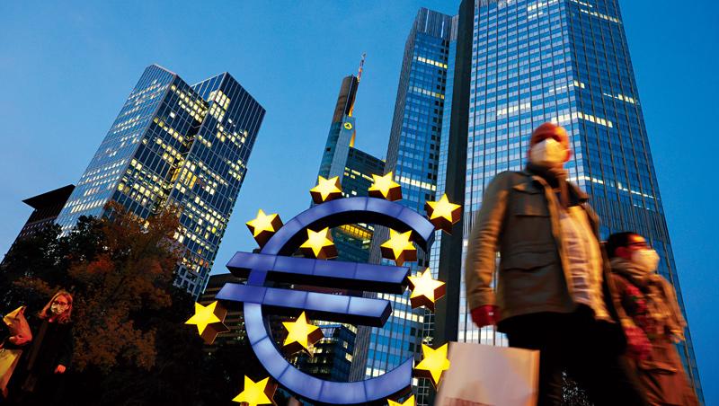 除加大購債外,歐元區國家早美國一步取得財政刺激方案共識,為復甦增添更多動能。