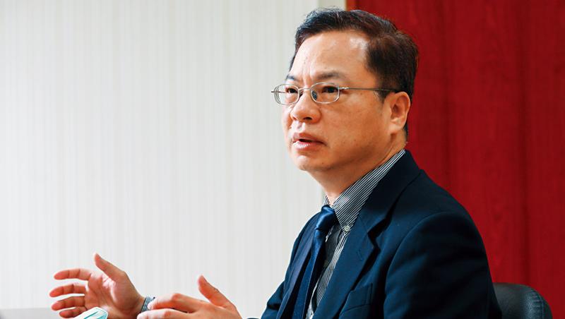 國發會主委龔明鑫