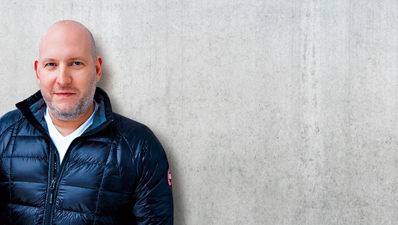 身為羽絨衣代工廠第3代的萊斯,28歲接任執行長迄今,員工數已增加超過100倍。