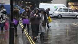 週四另一波寒流》8、9日最冷!今起降雨增強,體感溫度最低3度