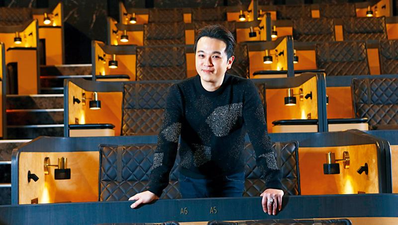 擁有豐富產業經驗的威秀影城董事長吳明憲,接下來將扛起電影國家隊的重責大任。