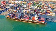 全球還缺50萬個貨櫃、費率漲4倍!彭博:貨都出不去,談什麼經濟復甦