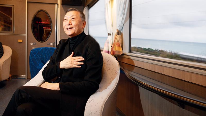 雄獅旅遊集團董事長王文傑