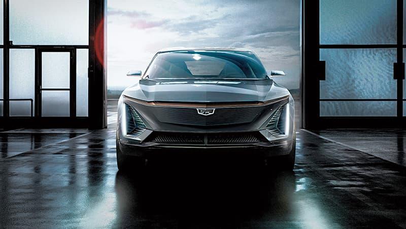 通用汽車旗下的豪華車品牌凱迪拉克,是該公司走向電動車市場的要角,並推出「飛天車」宣示通用對未來交通的願景。