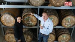打開台灣好地酒》法拉利規格酒標揚名 他自種甘蔗釀世界級蘭姆酒