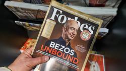把每天都當「第一天」的傳奇創業家...失去頭髮和妻子後的貝佐斯,如何成為世界首富