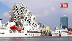 跟著都市偵探遊南國》沿港都輕軌散步 純白珊瑚場館、跨港旋轉橋