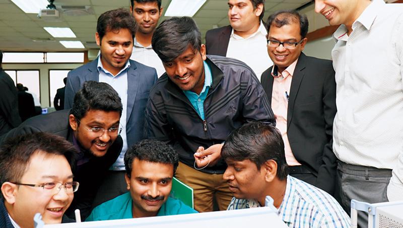 聯發科找印度工程師來台受訓,還找來晶片、PCB、系統廠等夥伴共同授課,協助印度長出手機供應鏈。