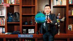 9兆資產富邦金接班人 蔡承儒零到一的球隊試煉