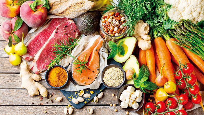 要預防腸胃疾病,吳明賢推薦地中海飲食法。