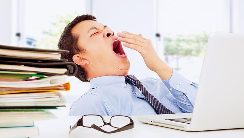 過度嗜睡和便秘,也是帕金森氏症的症狀。