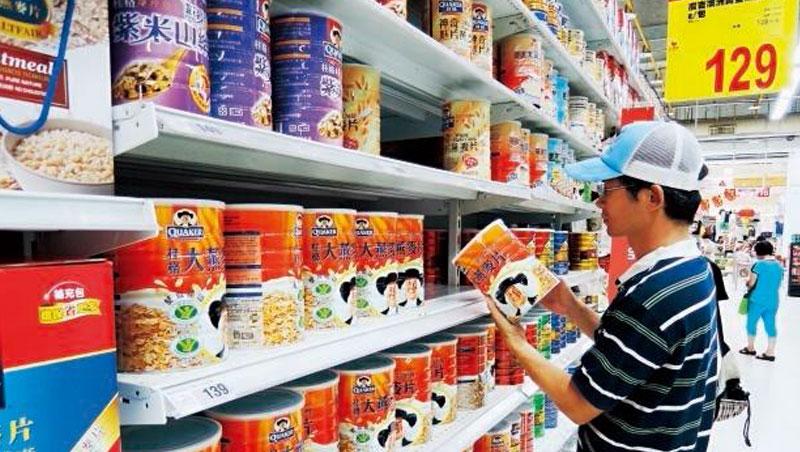 佳格食品以「桂格」品牌最為知名,旗下的燕麥相關產品、成人奶粉等長期位居市占第一。