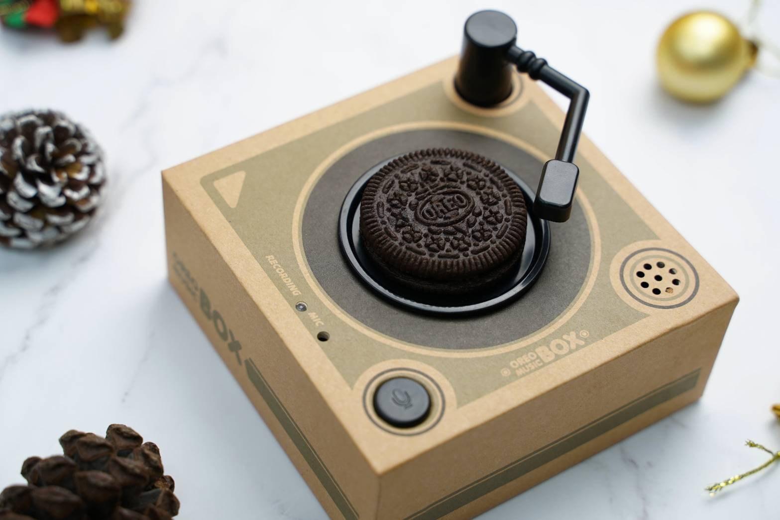 Oreo音樂盒