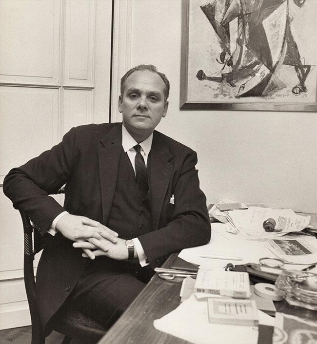 Dr. Elliott Jaques Psychoanalyst, 1950s