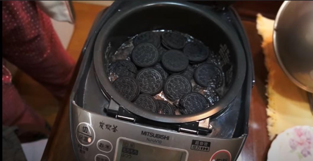 Oreo米飯一度風靡日本