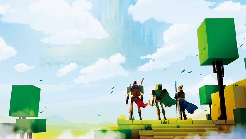 在奇幻角色扮演遊戲Mirandus裡,遊戲資產擁有權是主要遊玩機制,玩家持有遊戲土地契約,可以轉賣給其他玩家。