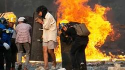 緬甸鎮壓已奪459命!台廠寶成、昌億停工,美國開第一槍:中止所有貿易往來