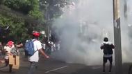 緬甸示威最血腥的一天...鎮壓至少18死,自由記者:軍警對公寓隨機開槍如「戰場」