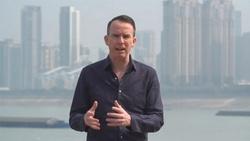 德國之聲》BBC駐華記者悄聲辭京赴台 華春瑩問「他跑什麼」
