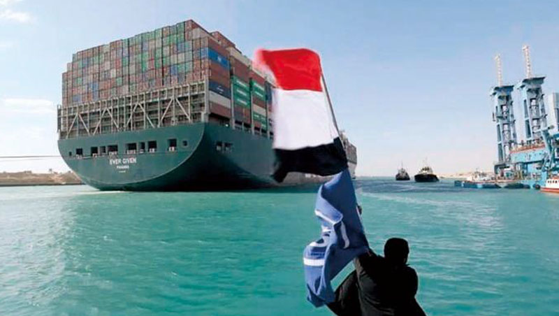 長賜輪並非世界上最大的船,現在,已經在海上或是建造當中、能裝載超過2萬個標準貨櫃的船就有近100艘