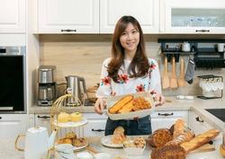 烘焙部落客辣媽Shania:「不設限,能讓生活更美好!」