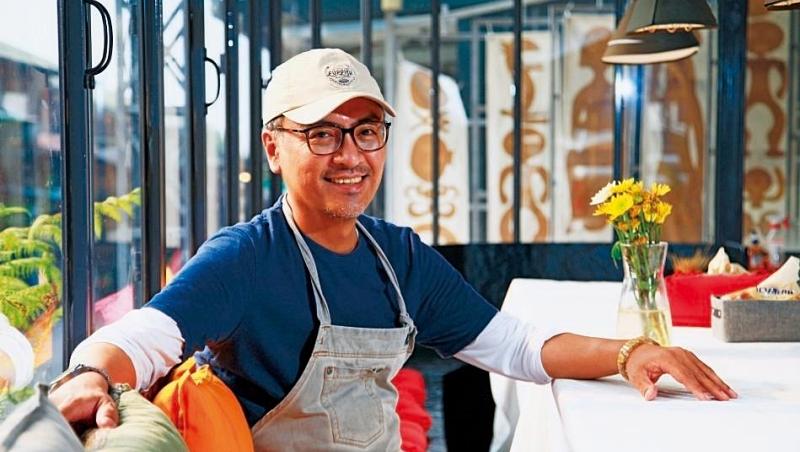 巴魯希望自己的料理能重新定義原住民料理的價值。