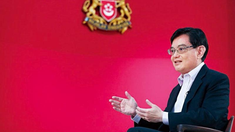 新加坡副總理 王瑞杰