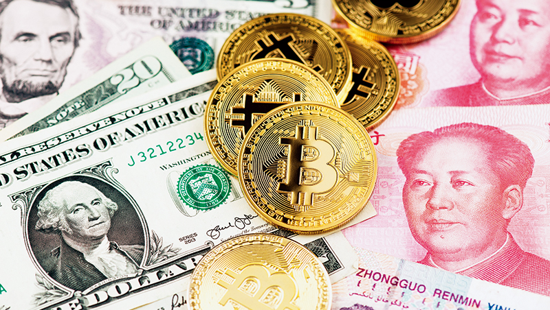 傳統黃金失色,但「數位黃金」比特幣卻受追捧,外資甚至上看13萬美元。